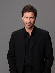 Canadian actor-Eric McCormack is also a musician and writer. Born April 18, 1963, Toronto.