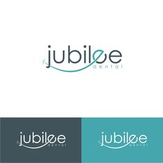 Jubilee Dental - Logo and business card for a new family dental practice.