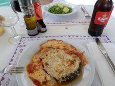6º-BAR DONOSTI JUNIOR #menú #tepreparanunamesaenunplisplas cerca de #FincaGüell y #ParcdePedralbes #Gaudí