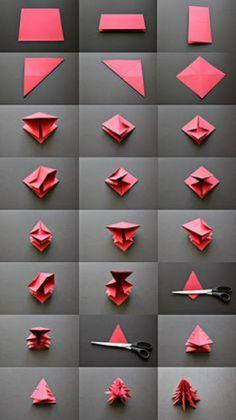 arbolito en origami2