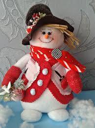 Resultado de imagen para muñecos  de navidad 2017
