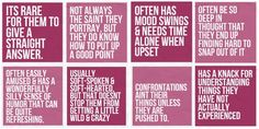 pisces pet peeves - Google Search