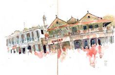 Mysore street by omar.paint, via Flickr
