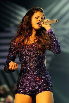 Selena Gomez at the MTV EMAs
