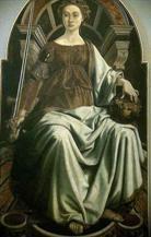 Virtudes Cardinales. Justicia. Paloma Suárez