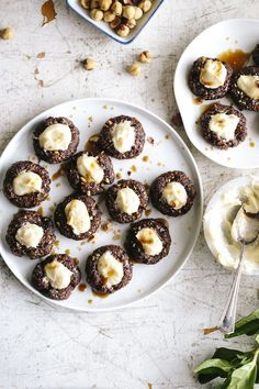 Nutella Thumbprints
