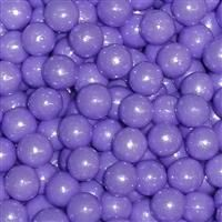 Purple candy beads