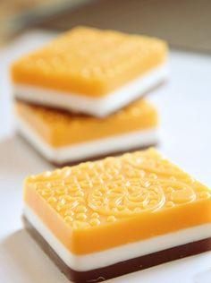 Paisley Tray Soap Mold