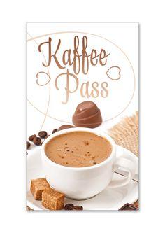 Bonuspass für Cafés - perfekt für die Kundenbindung! Restaurant, Tableware, Fine Dining, Things To Do, Cards, Gifts, Dinnerware, Diner Restaurant, Dishes