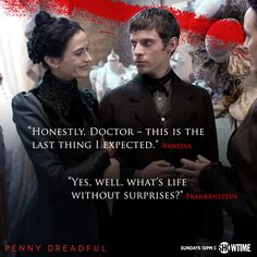 SHO_Penny: Best shopping trip ever? Penny Dreadful Quotes, Penny Dreadful Tv Series, Favorite Tv Shows, Favorite Quotes, Penny Dreadfull, Vanessa Ives, Victor Frankenstein, Showtime Series, Jekyll And Mr Hyde