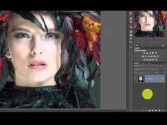 Améliorer la netteté d'une photo avec Photoshop - YouTube