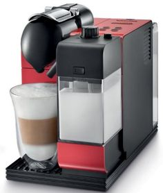 My at-home latte machine. Makes better lattes than just about any coffee shop and I can create all kinds of flavor combos.