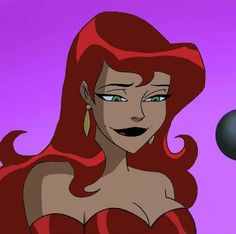 Redhead Cartoon Characters, Characters With Red Hair, Red Hair Cartoon, Black Cartoon, Cartoon Icons, Vintage Cartoon, Cute Cartoon, Cartoon Art, Poison Ivy Cartoon