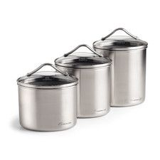 Calphalon Oval Canister 3-Piece Set Review