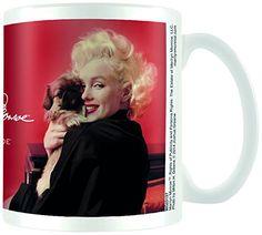 Marilyn Monroe Love Tasse aus Keramik, mehrfarbig, Farbe - http://geschirrkaufen.online/marilyn-monroe/marilyn-monroe-love-tasse-aus-keramik-mehrfarbig