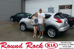 Very easy to work with! Made everything very easy to understand. Great customer service - KRISTIN PITTMAN, Saturday, May 24, 2014 http://www.roundrockkia.com/?utm_source=Flickr&utm_medium=DMaxxPhoto&utm_campaign=DeliveryMaxx
