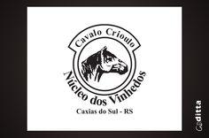 Cavalo Crioulo - Núcleo dos Vinhedos
