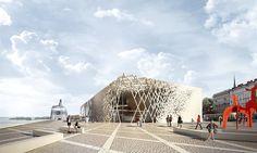 Musée Guggenheim, Helsinki, par STAVY architectes