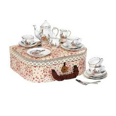 Peter Rabbit Tea Set $59.98