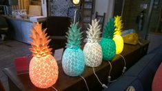Wonderful Pineapple Decor Ideas That Will Steal The Show Pineapple Room, Pineapple Lights, Pineapple Girl, Pineapple Kitchen, Pineapple Clothes, My New Room, My Room, Girls Bedroom, Bedrooms