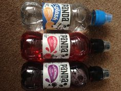 Refreshing Drinks, Panda, Raspberry, Pineapple, Juice, Orange, Fun, House, Home