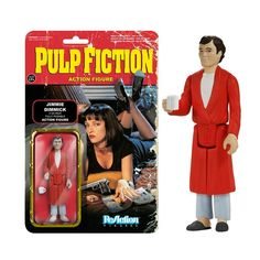 Jimmie Dimmick - ReAction: Pulp Fiction