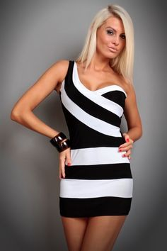 Летнее платье на одно плечо купить