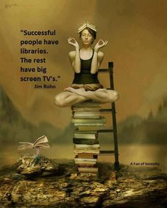 Read more, learn more.  <3