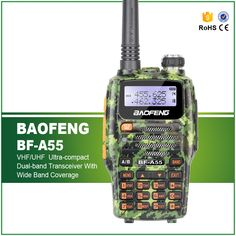 >> Click to Buy << 5W 128CH Two Way Radio BF-A55 Ham Transceiver Army Green Baofeng Walkie Talkie BFA55 #Affiliate