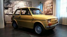 Fiat 126p. Bielsko Biała. Polska.