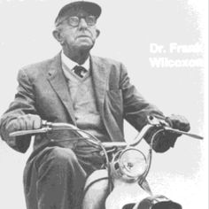 How Frank Wilcoxon helped statisticians walk the non-parametric path   StatsLife