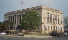 1928 Wilbarger County Courthouse , Vernon , Texas,