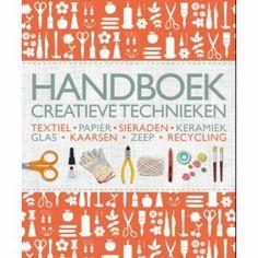 Handboek Creatieve Technieken - Boeken