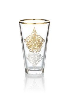 Bernardo Osmanlı Serisi Cam Bardak / Drinking Glass #bernardo #glass #ottoman