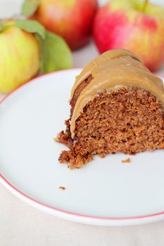 Applesauce Cake 3