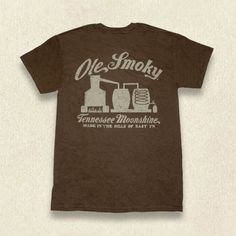 Ole Smoky Still Tee #mens #shop #Gatlinburg #Tennessee #tshirt #gift #idea