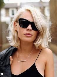 Ideas hair short blonde bob waves for 2019 Wavy Bob Hairstyles, Thin Hair Haircuts, Summer Hairstyles, Trendy Hairstyles, Choppy Haircuts, Romantic Hairstyles, Natural Hairstyles, Hairstyle Short, Medium Hairstyles