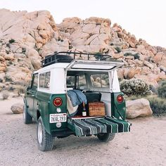 "||| ""Weekend full of fun with our friends @thejoshuatreehouse out in Cali #california #highdesert #adventure #scout800 #InternationalHarvester #vintage4x4 #beauty #internationalscout #roofrack #camping #ihgear"" By: ihgear @ http://ift.tt/1X5W9gV 