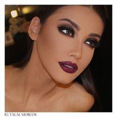 «good night beauties » Gorgeous Eyes, Gorgeous Makeup, Pretty Makeup, Love Makeup, Makeup Looks, Hair Makeup, Beautiful, Too Much Makeup, Full Makeup