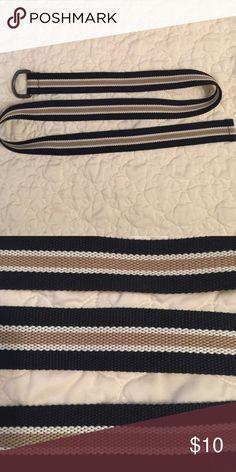 """Men's Fabric Belt Brand new! 49"""" long. Accessories Belts"""
