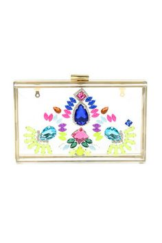Bombay Clutch Bag