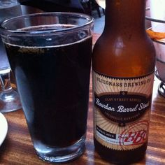 Bluegrass Brewing Co. Bourbon Barrel Stout (Louisville, KY)