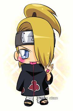 Kawaiii!! XD  Anime - Naruto