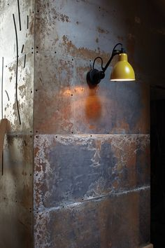 No304 | lampegras.fr | Industrial Vintage Lighting | Trend | Upcycled | Get The Look | Reclaimed | Contemporary | Original | Warehouse Home Design Magazine