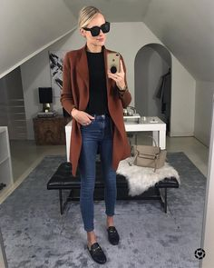 """8,298 curtidas, 112 comentários - Amy Jackson // Fashion Jackson (@fashion_jackson) no Instagram: """"Saturday Style - featuring the perfect fall layering piece & it's on sale! ♡ // Shop your…"""""""