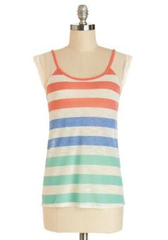 Spring Trends - Refreshing Rows Top $24.99