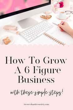 How To Start A 6 Figure Coaching Business Creating A Business, Growing Your Business, Starting A Business, Successful Business, Small Business Marketing, Business Tips, Craft Business, Successful Online Businesses, Small Businesses