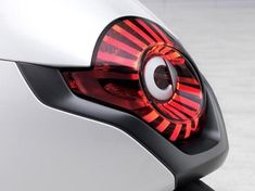 """ideas-about-nothing: """" Smart e-Scooter rear light detail """" Triumph Motorcycles, Ducati, Mopar, Motocross, E Scooter, Kart, Motorcycle Design, Electric Scooter, Electric Vehicle"""