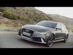 Sweet ride in the 2014 Audi RS6 Avant