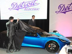 Detroit Electric's production plans for new vehicle stalls | The Detroit News